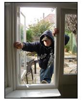 Burglar Alarms work