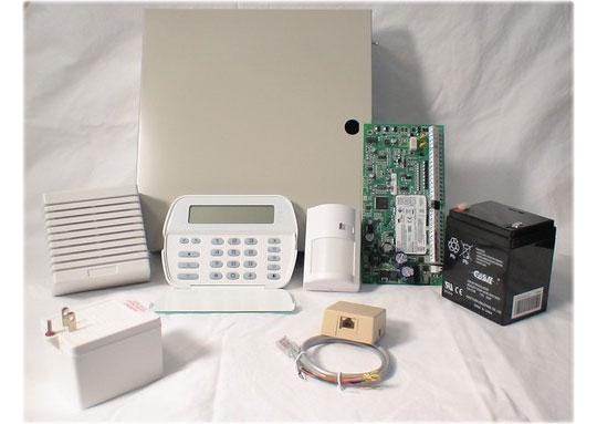 Burglar Alarm Cost >> DSC Power 1616 Alarm System Kit - Burglar Alarm Reviews