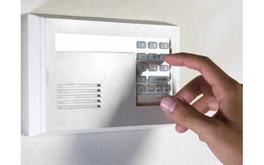 Working principle of Burglar Alarm